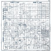 Sheet 003 - Township 13 and 14 S., Ranges 12 and 13 E., Fresno County 1923